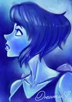 SU: Lapis Lazuli by DreamaDove93