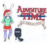 Adventure Time with Erys and Jiji