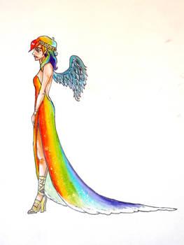 Rainbow Dash - Gala Dress 2