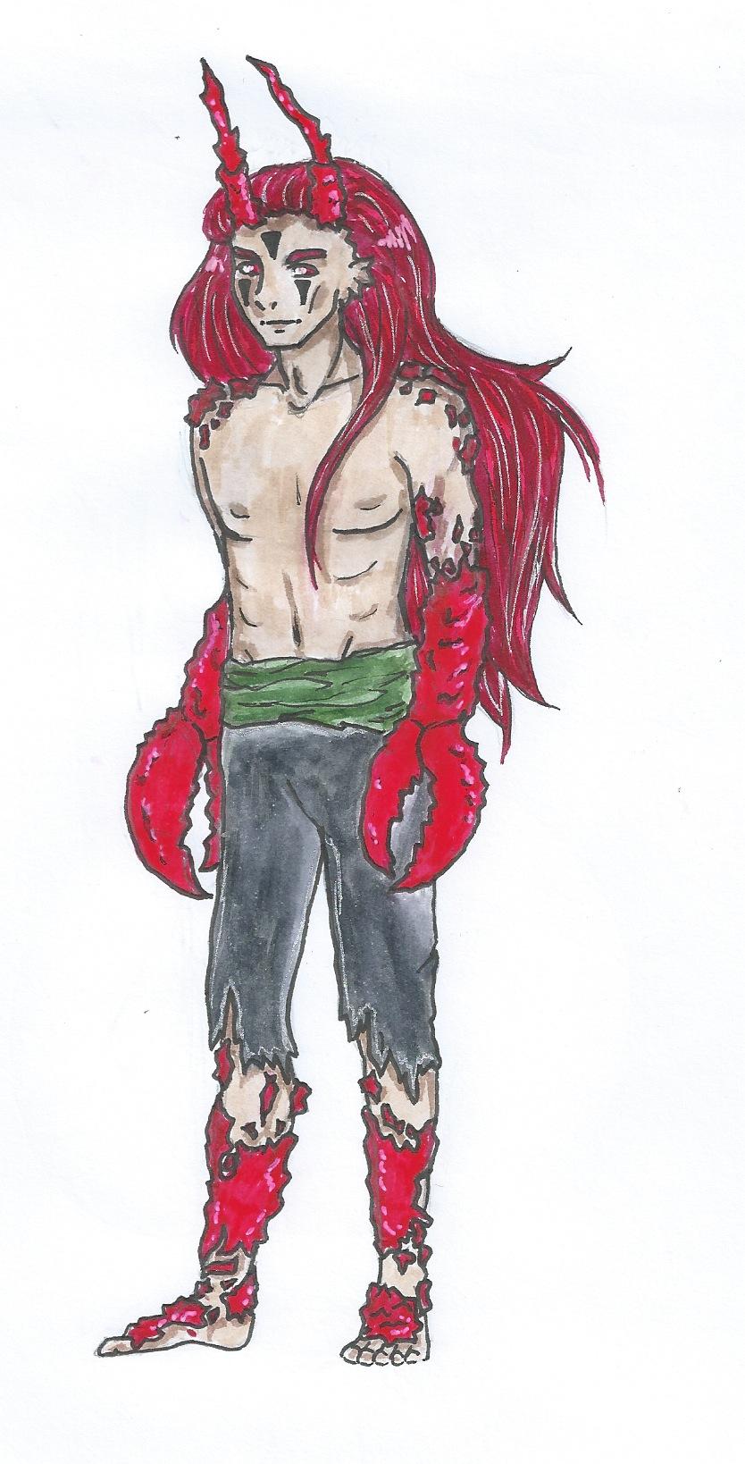 Sea Creature : Lobsterman