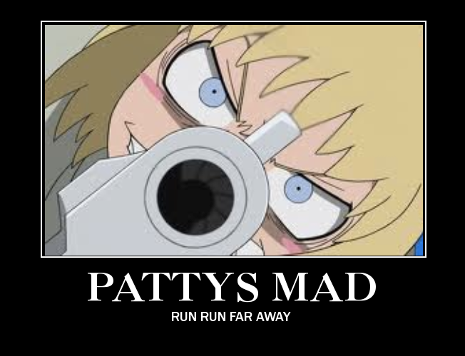 .:Soul Eater-Patty:. by Siren701