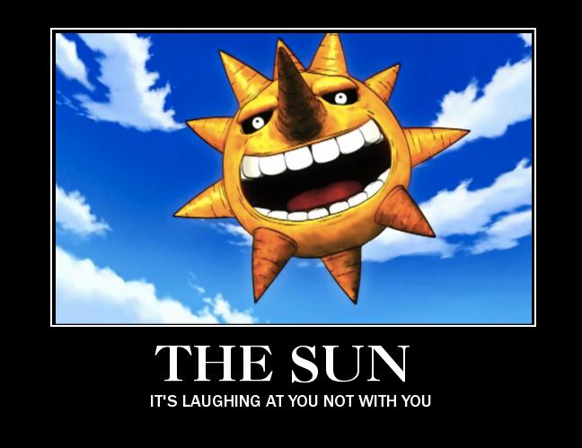 .:Soul Eater-The sun:. by Siren701