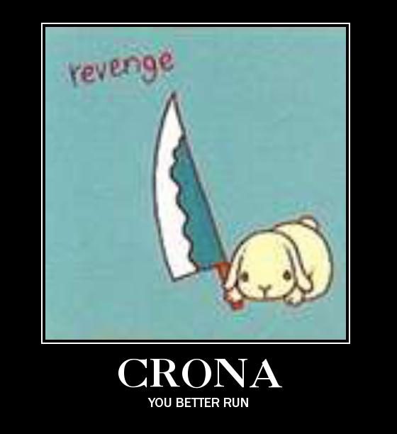 .:Soul eater-Crona Bunny:. by Siren701
