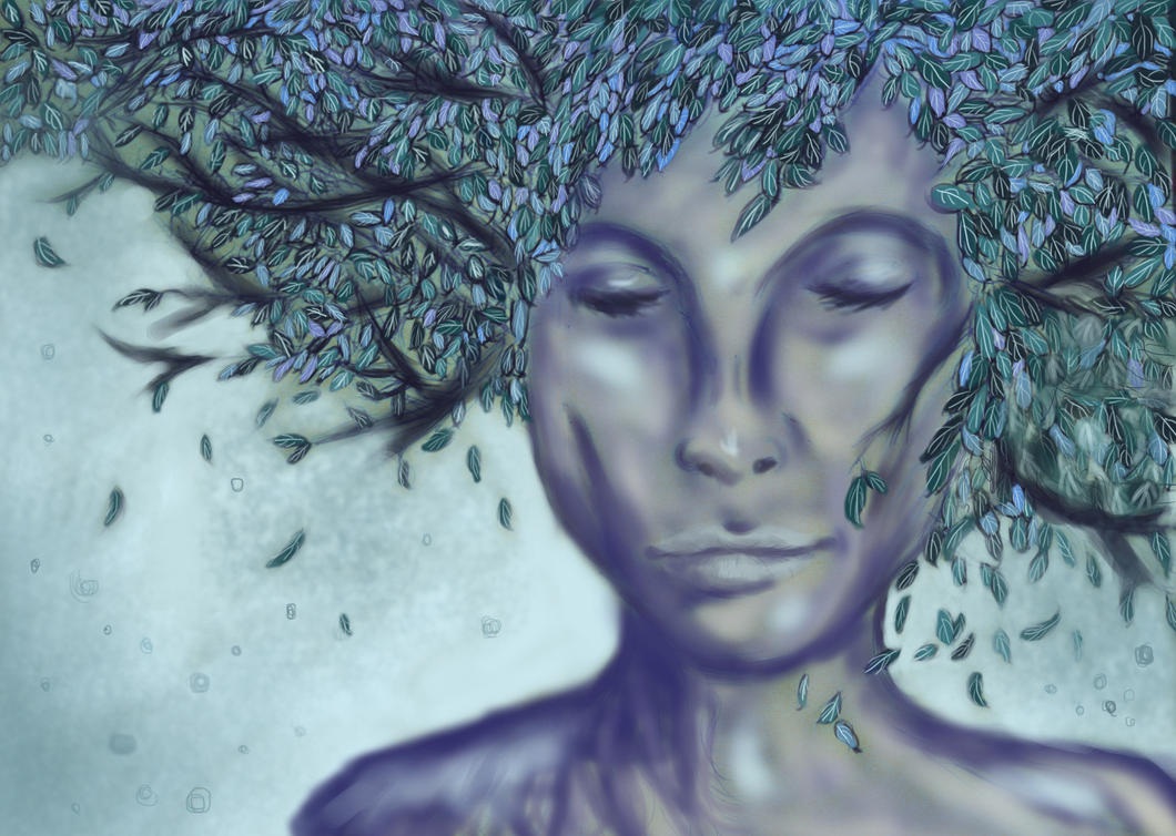 Dryad by FuckYourselfx3