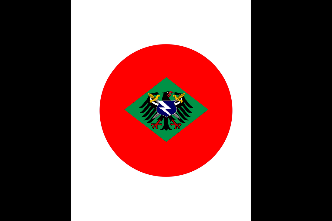 fascist japan flag by on deviantart