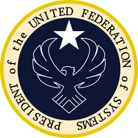 United Federation of System President Seal