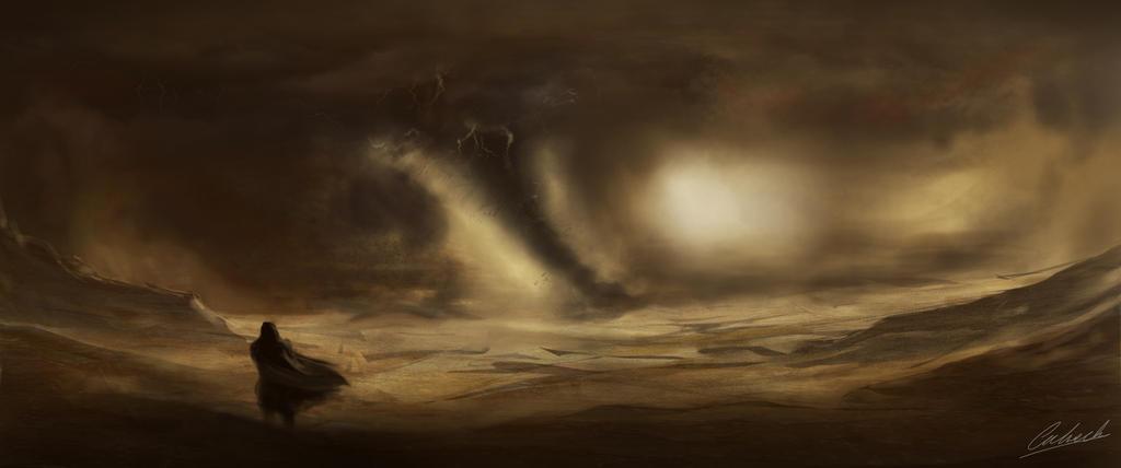 Мифы и Легенды Амалирра III Samum_on_dune_by_chyhy-d5vhj51