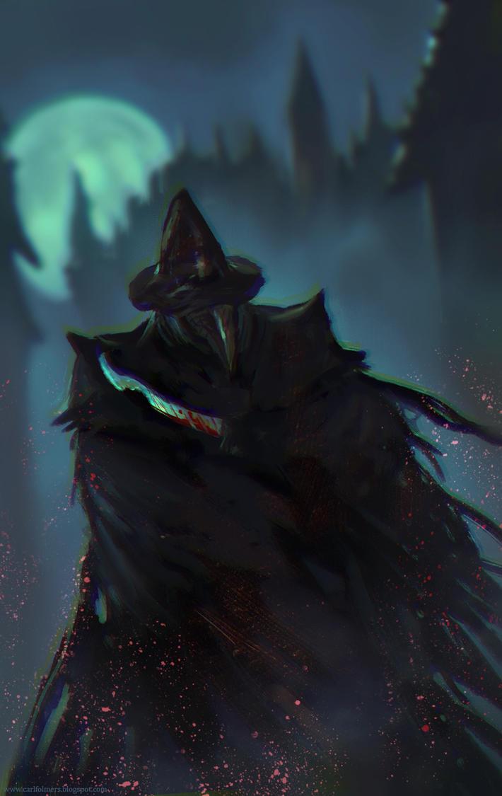 Bloodborne fanart by CarlfolmerART