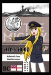AEGIR 003- H.M.S. Hood