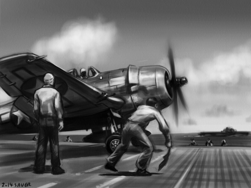 F6F-5 Hellcat By Wave-lens On DeviantArt