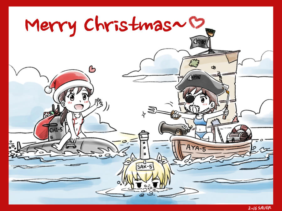 Merry Christmas! By Wave-lens On DeviantArt