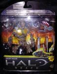 HALO: REACH - Grunt Major Figure by AncientEchidna