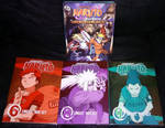 My old Naruto DVD collection by AncientEchidna