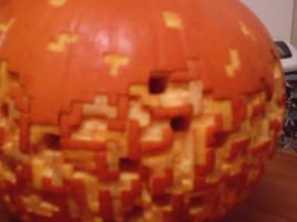 Tetris pumpkin 2 by see-through-silence