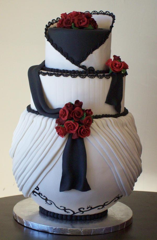 Izumik wedding cake