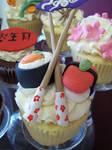 sushi cupcake 2