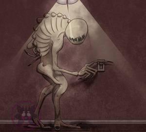 The Light Switch Man