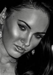 Megan Fox by Charlzton