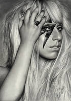 Lady GaGa by Charlzton