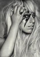 Lady GaGa by Charlzton