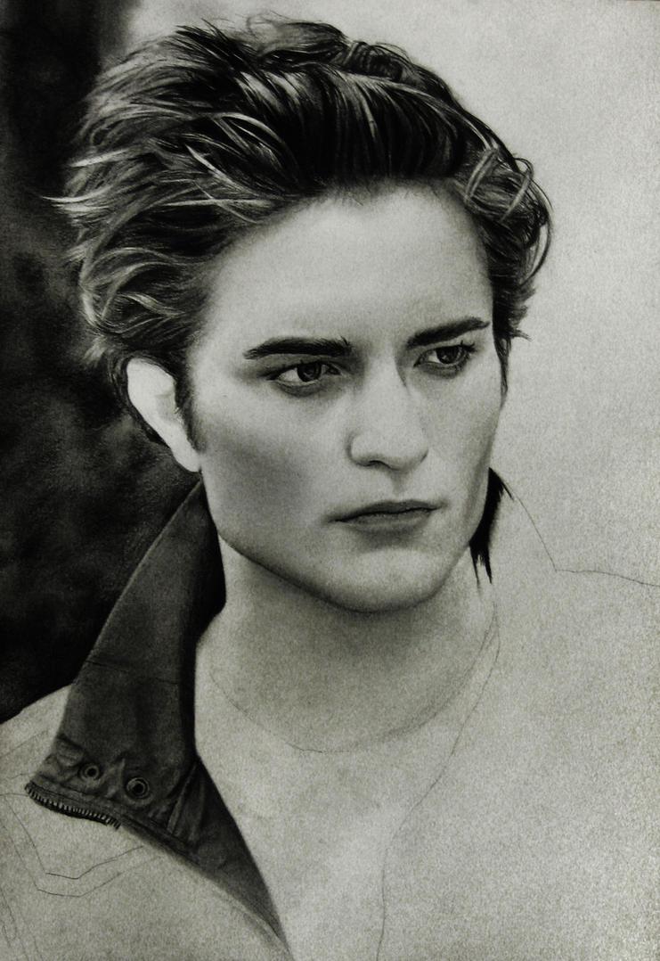 Edward Cullen By Charlzton On Deviantart