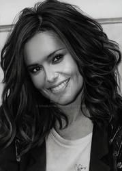 Cheryl Cole by Charlzton