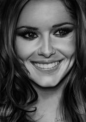 Cheryl Cole 4 by Charlzton