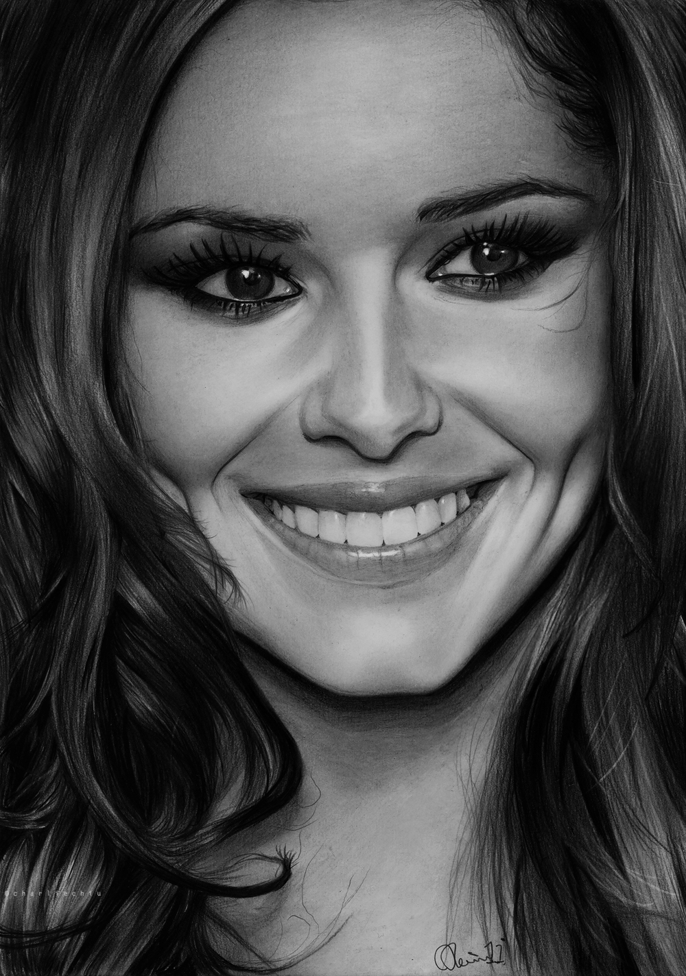 Cheryl Cole 4 by Charlzton