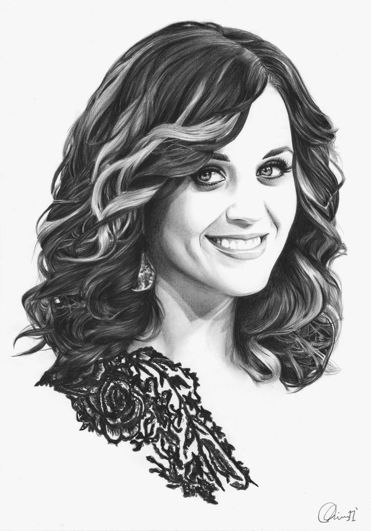 katy perry at the vmas by charlzton on deviantart