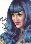 Katy Perry - Signed