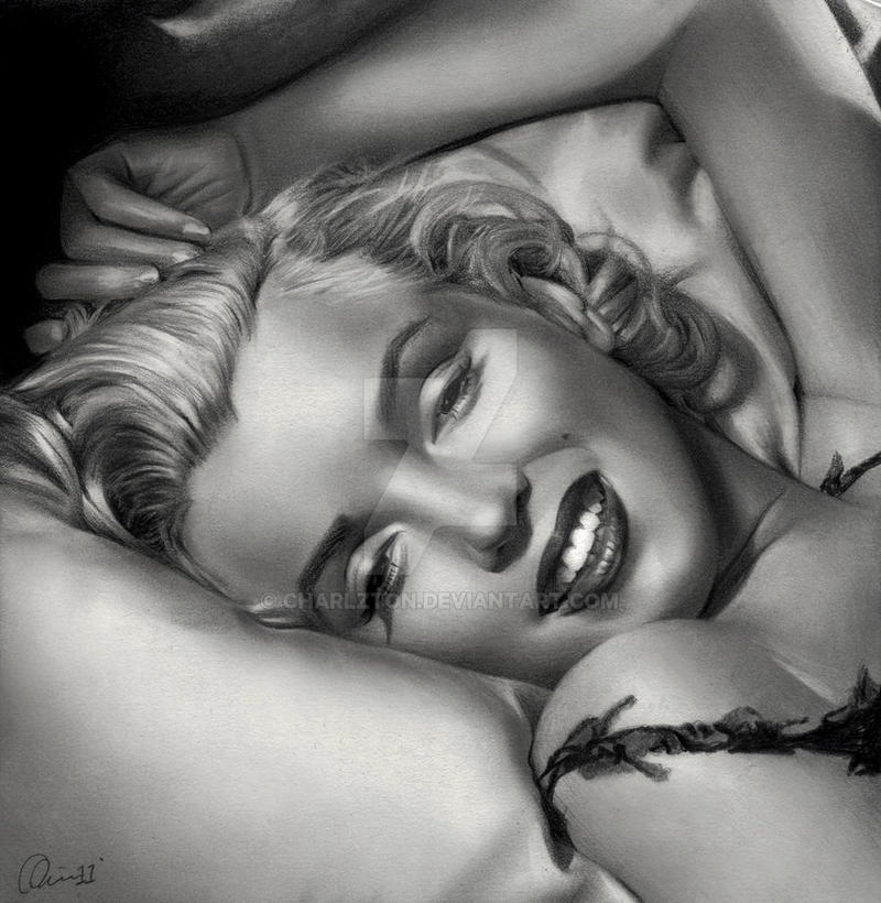 Marilyn by Charlzton
