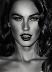 Megan Fox 3 by Charlzton