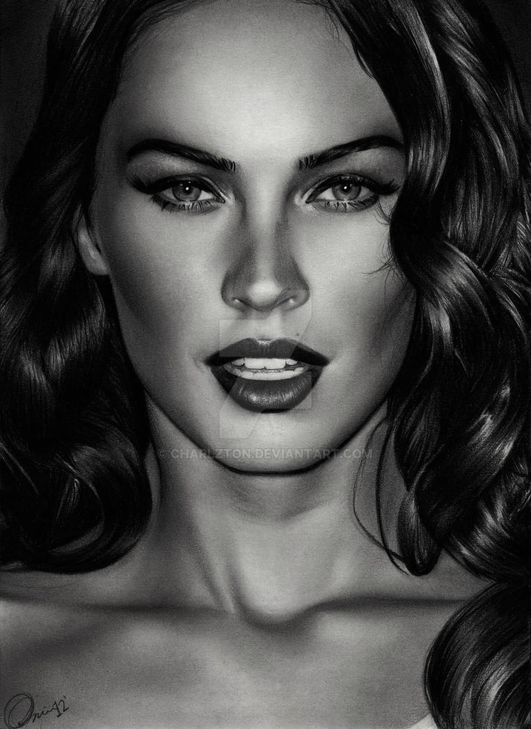 Megan Fox 3 by Charlzton