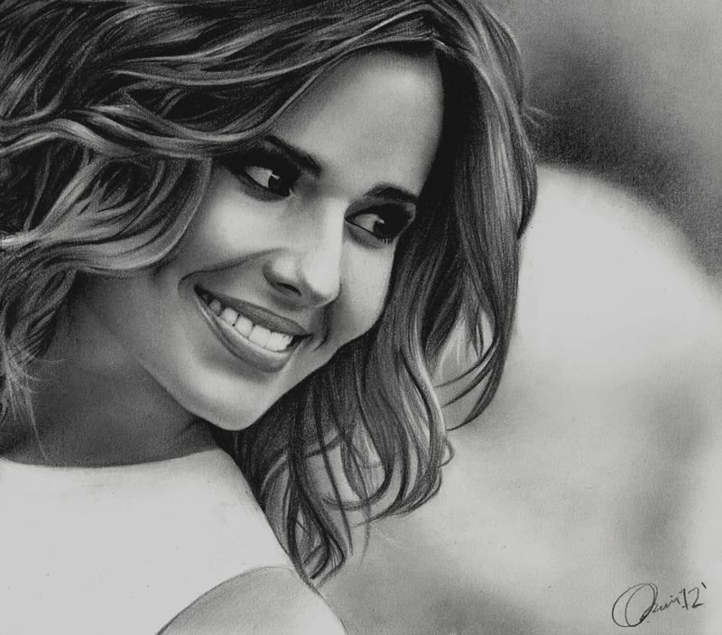Cheryl in Cannes (2010) by Charlzton