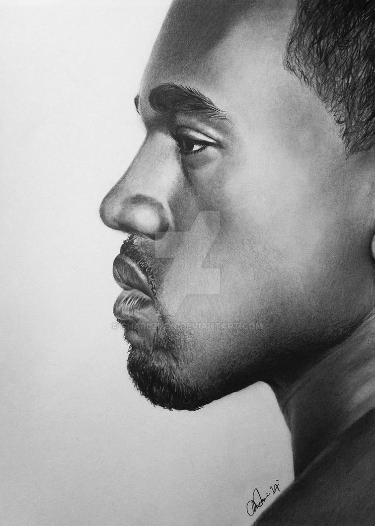 Kanye West by Charlzton