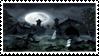 Graveyard Stamp by EdenLeeRay