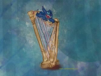 HarpStitch by yukikatayama