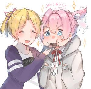 maikaze and shiraunui
