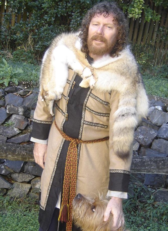 Viking Kaftan by Edwulff