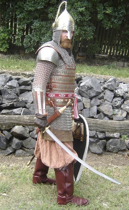 Brigantine Rüstung