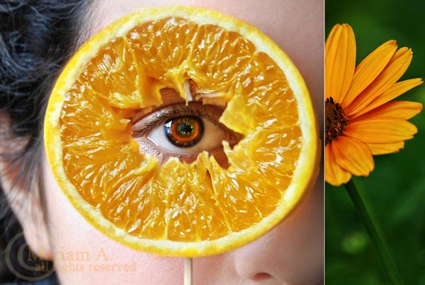 Orange by MeemzZz