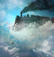 Railway to Heaven by Vk-Queen
