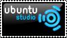 Ubuntu Studio Stamp by AxumDegraKevar
