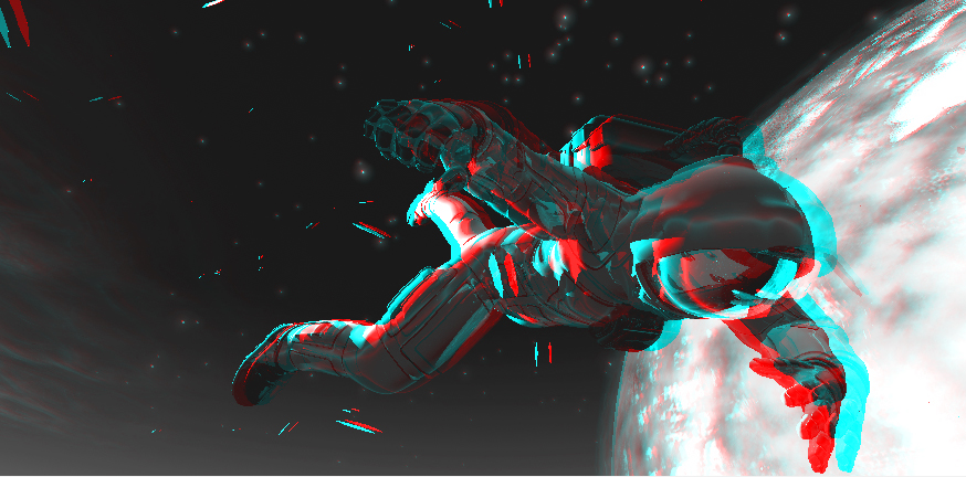 Gravity 3d anaglyph by johnmo on deviantart for 3d star net