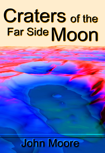 Craters of the Far Side Moon by JohnMo