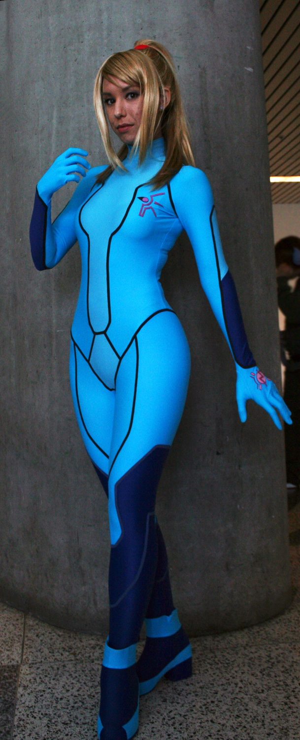 Zero suit samus '11 ::part 2:: by MrCentauri