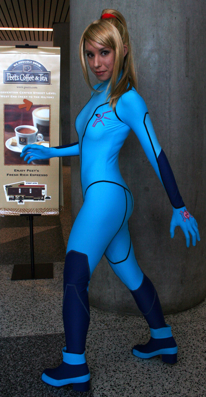 Zero suit samus '11 ::part 3:: by MrCentauri