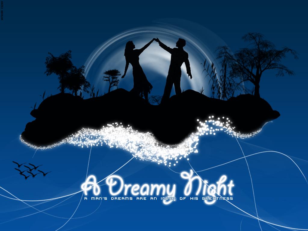 A Dreamy Night By ReZki