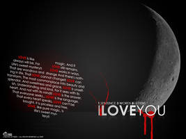 I LOVE YOU by ReZki
