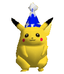 Party pikachu by ST4MPS